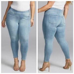NWT NYDJ Curves 360 Sculpt High-Rise Jegging Jeans